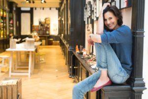 Une jolie découverte au 24 Rue Grenelle (7ème arrondissement de Paris)…La boutique d'Inès de la Fressange