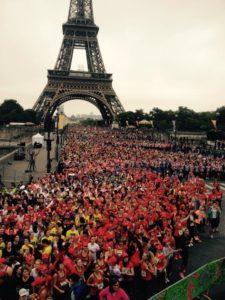 19 Edition de la course à pied La Parisienne 2015 : J'y étais !