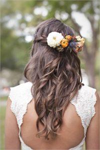 Les 30 plus belles coiffures romantiques et bohèmes