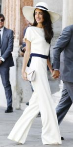 Icône mode du jour : Amal Clooney