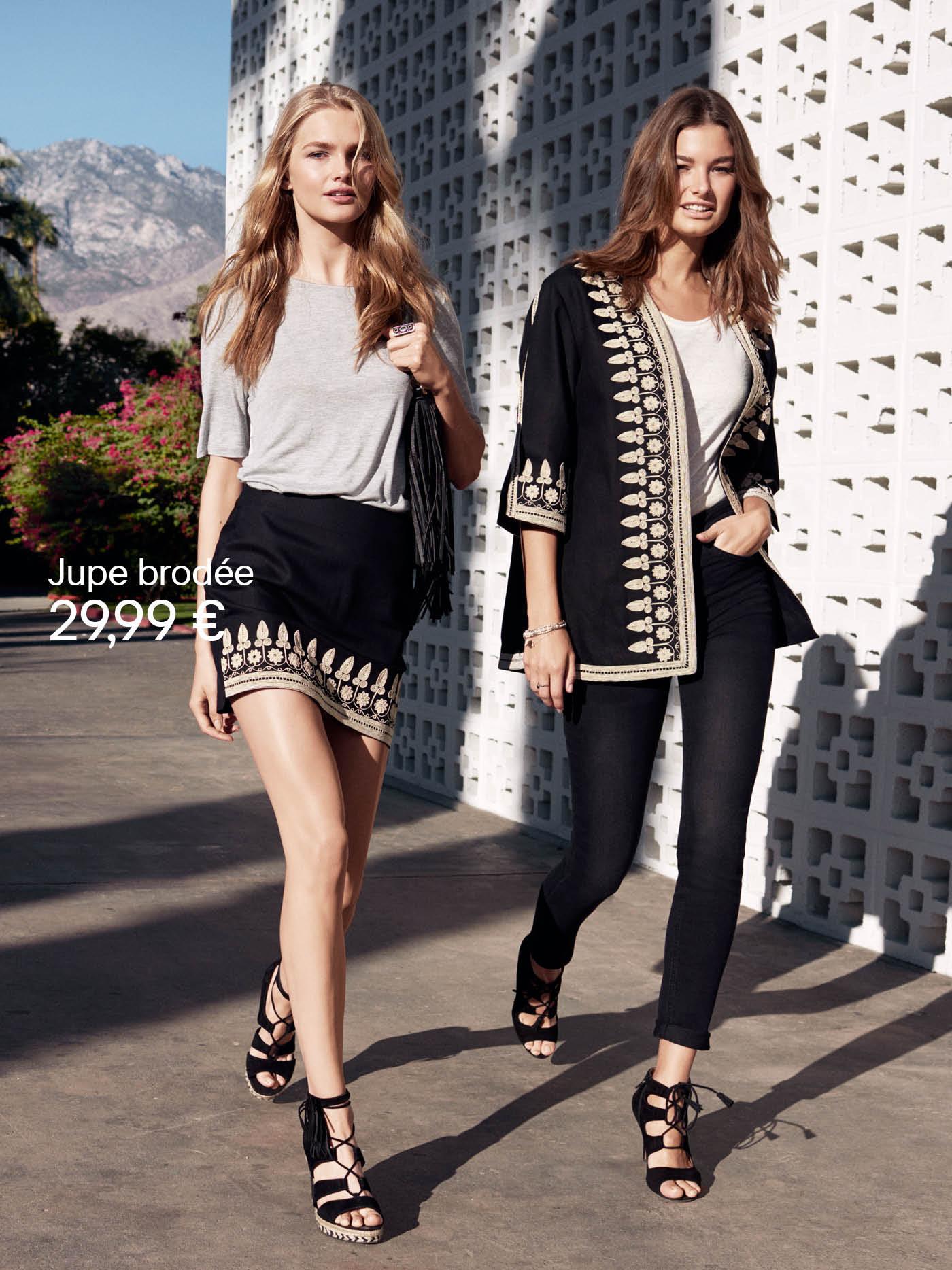 H&M Fashion News Des tenues printanières qui vous accompagneront jusqu'à l'été
