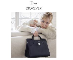 Jennifer Lawrence présente Diorever, nouveau sac signature