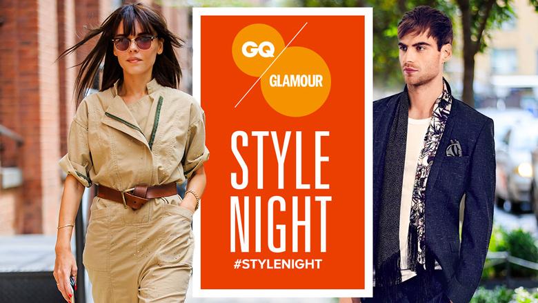 2ème édition : GQ x Glamour Style Night