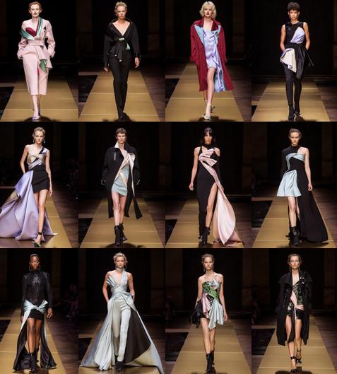 Haute couture automne-hiver 2016-2017 : Atelier Versace