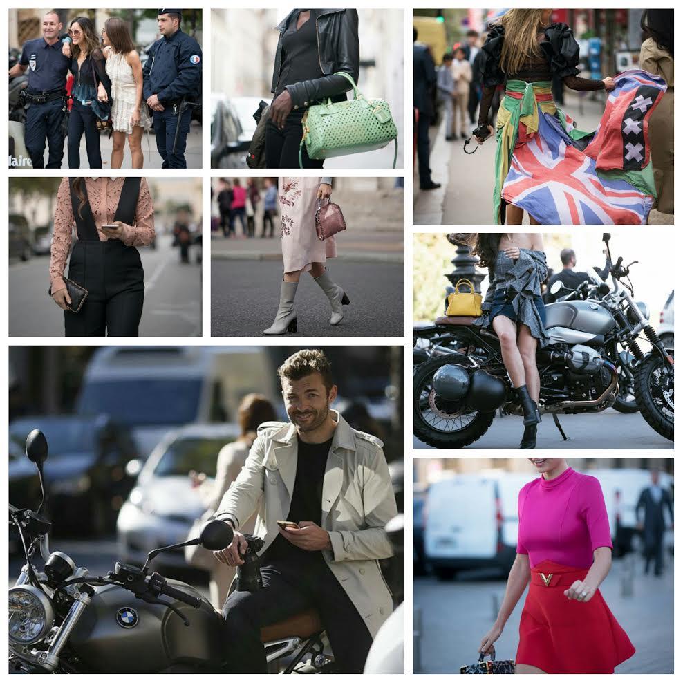 Zoom sur les meilleurs Street looks à la Fashion Week de PARIS 2016