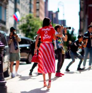 NEW YORK FASHION WEEK SS 18 : ZOOM SUR LES MEILLEURS STREET FASHION