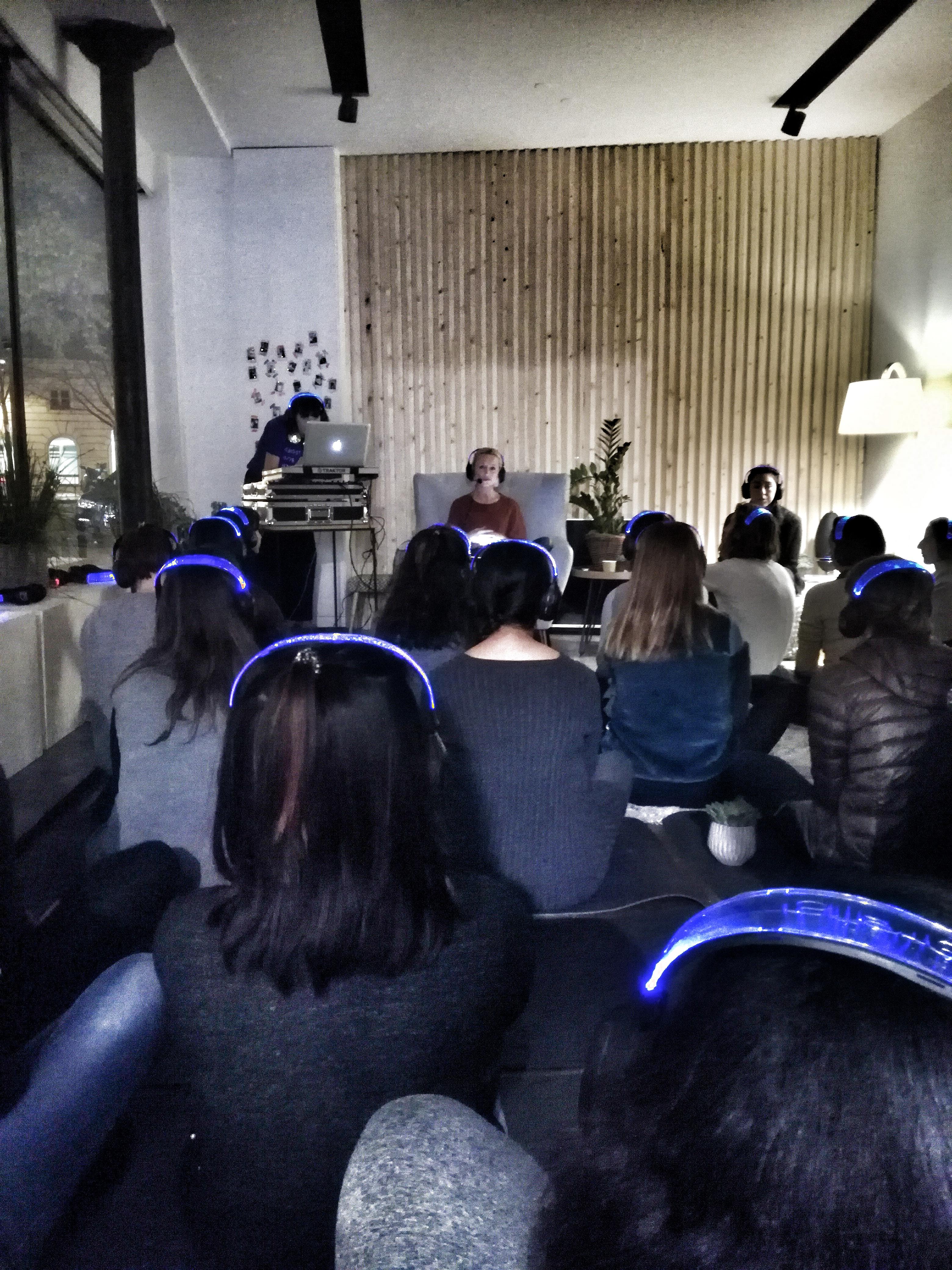 Méditation Party JOAWÉ