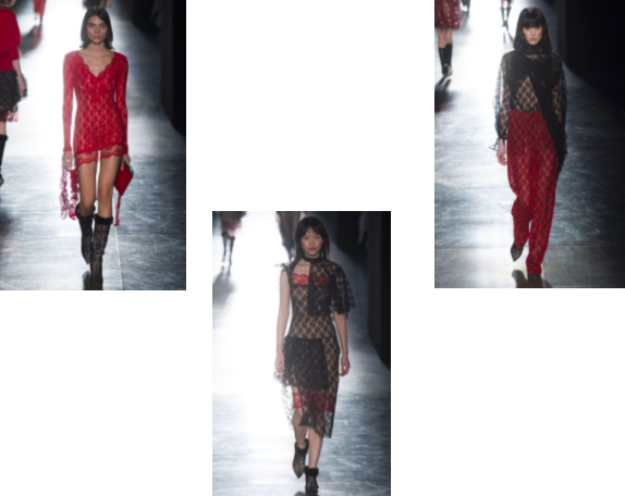 London Fashion  Week : La collection dynamique et chic de Christopher Kane
