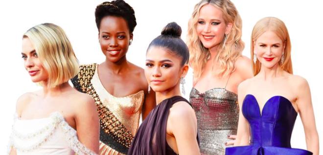 Tapis rouge des Oscars 2018 : les plus belles tenues
