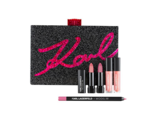 Collaboration beauté: Karl Lagerfeld + ModelCo