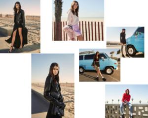 Collaboration mode : Karl Lagerfeld x Kaia Gerber