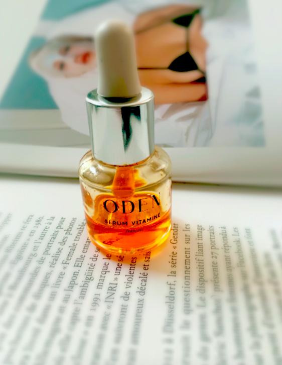 Le sérum vitaminé signé ODEN à base de trois huiles végétales d'exception